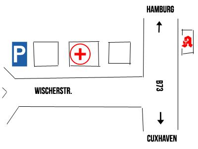 Lage & Parkplatz